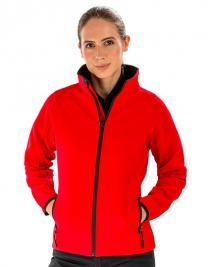 Ladies Printable Soft Shell Jacket